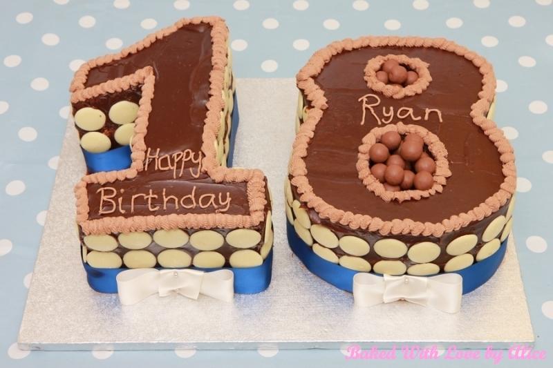 Th Birthday Cake Yeovil