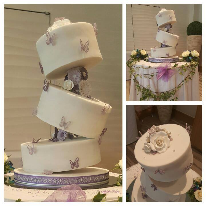 Topsy Turvy Cake Stand Uk
