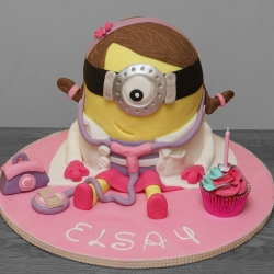 Doc Mcstuffins Minion cake.jpg