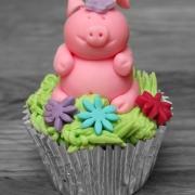 pig wedding cake 4
